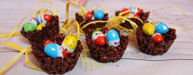 cestini cioccolato