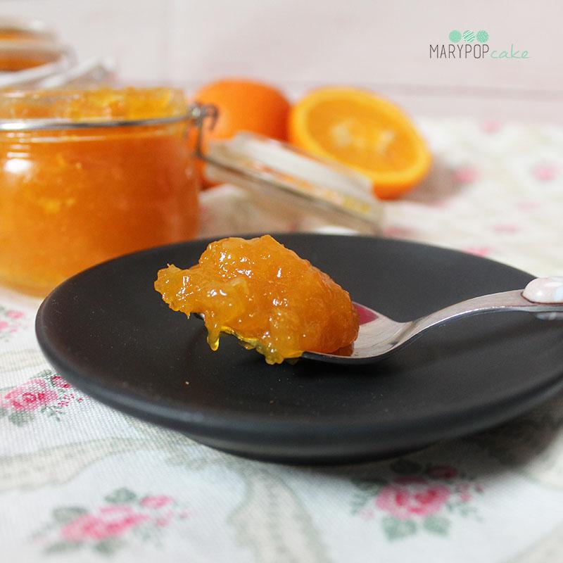Marmellata di arance senza bucce