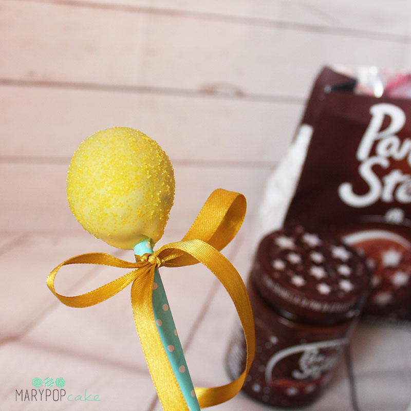 cake pops dolce pan di stelle
