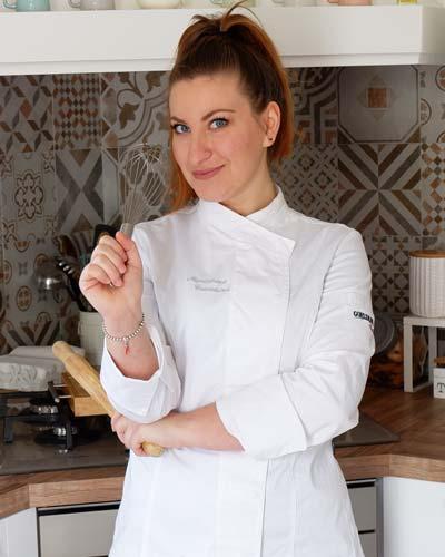 Mariapina Giacchino pastry chef
